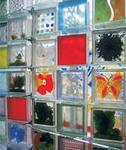 новинки новое блок термовкладыш пенополистерол материал стены прочность стеклоблок диапазон решение интерьер экологическая чистота конструкция шев отделка фасад оригинальность мода дешевизна эстетика практичность