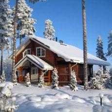 Как подготовить загородный дом к зиме?