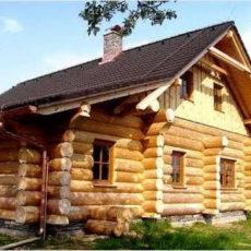 Как продлить срок жизни деревянного дома